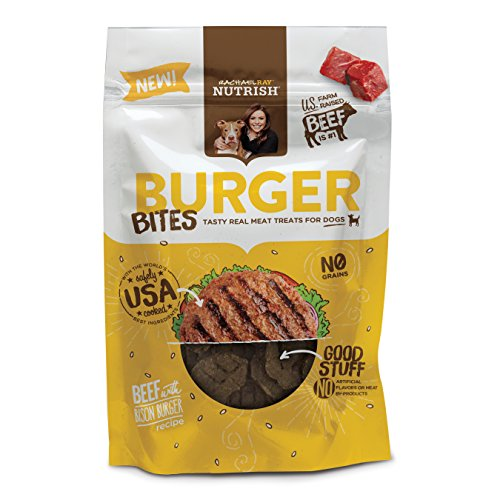 Rachael Ray Nutrish Burger Bites Tasty Real Meat Treats For