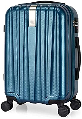YD Luggage Set Trolley Case Polyester//PC 2 Colors wear-Resistant Anti-Scratch Scientific partition Dry and Wet Separation Mute Caster Large Capacity Boarding Storage Box TSA Combination Lock