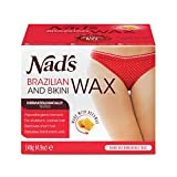 Nad's Brazilian & Bikini Wax 4.9 oz (Pack of 2)