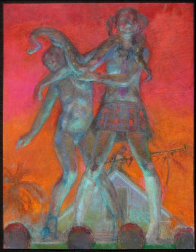 Confrontation Framed - Confrontation (Lilith: Eve)