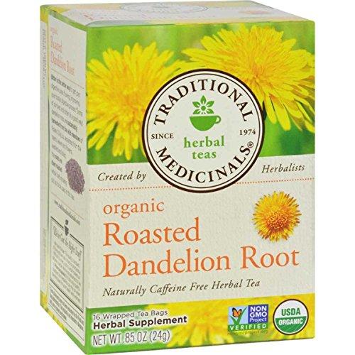 Traditional Medicinals Organic Roasted Dandelion