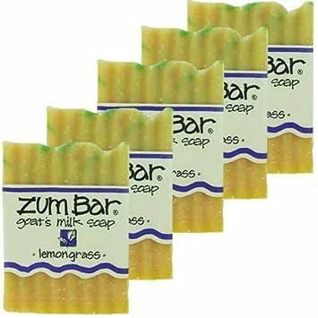 Lemongrass Zum Bars Multipack 5 Count br by Indigo Wild