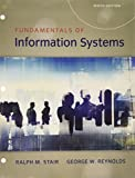 Cover of Fundamentals of Information Systems, Loose-Leaf Version