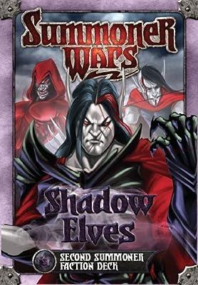 Fantasy Flight Games Sumwars: Shadow Elves 2nd Summoner Faction Deck Living Card Game by Fantasy Flight Publishing