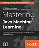img - for Mastering Java Machine Learning book / textbook / text book
