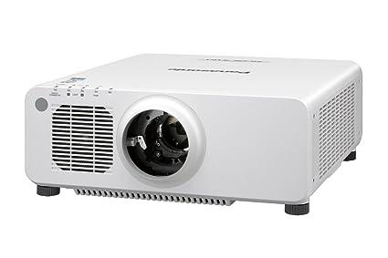 Panasonic PT-RW620 Video - Proyector (6000 lúmenes ANSI, DLP, WXGA ...