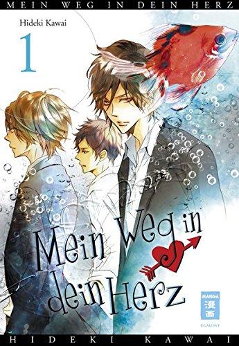 Mein Weg in dein Herz 01 Taschenbuch – 14. Februar 2013 Hideki Kawai Ai Aoki Egmont Manga 3770478843