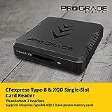 CFexpress Type-B & XQD Single-Slot Memory Card