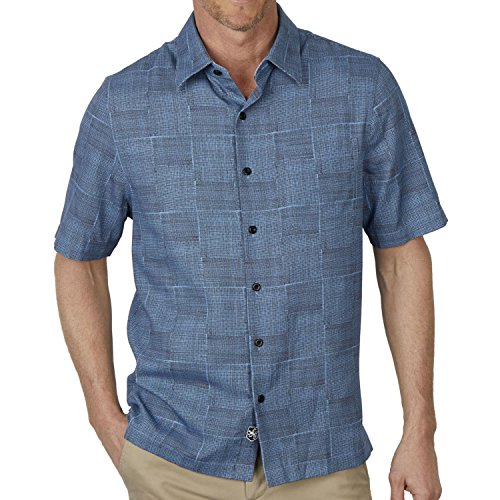 Nat Nast Alta Camp Shirt - Icicle Blue - Nat Nast Camp Shirts