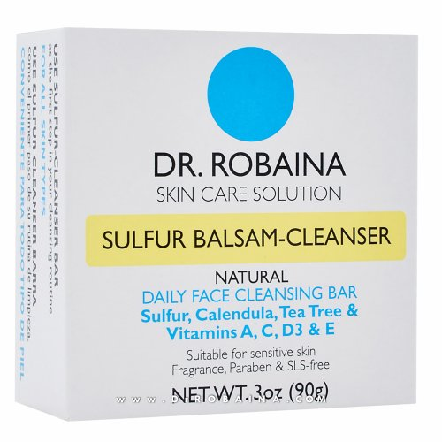 Sulfur Face Cleanser - 8