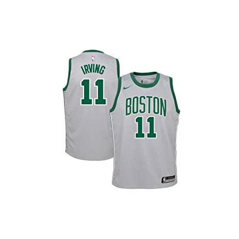 Nike NBA Boston Celtics Kyrie Irving Youth Swingman Jersey - City Edition Youth X Large