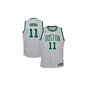 ffa9dacd1 Nike NBA Boston Celtics Kyrie Irving Youth Swingman Jersey - City Edition  Youth X Large