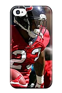 Hot 1693858K267083130 houston texans NFL Sports & Colleges newest iPhone 4/4s cases