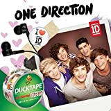 Duck Brand 281972 One Direction Printed Duct