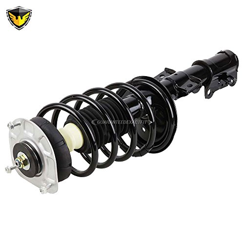Front Right Springs - Front Right Strut Spring Assembly For Volvo XC70 2001-2007 - Duralo 1196-1210 New