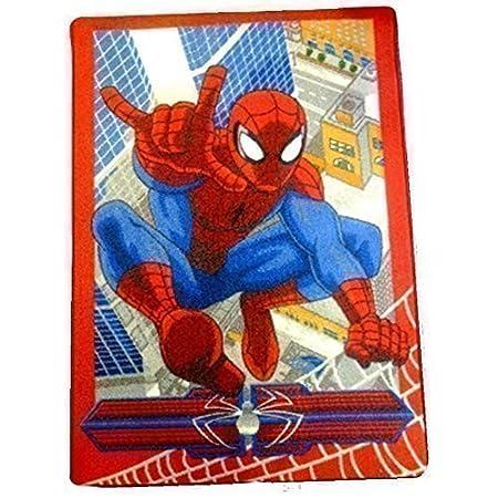 MARVEL COMICS ULTIMATE SPIDERMAN FRAME LARGE RECTANGULAR CARPET RUG ...