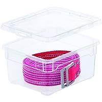SUNDIS 2043985 Clear Boîte petit 2L en TRANSPARENT Plastique