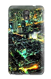 OVeZb2330uornt StarFisher Hard Hard For HTC One M9 Case Cover - Bangkok At Night