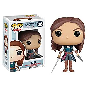 Funko Assassin's Creed Unity POP! Games Elise Vinyl Figure #36 by USA