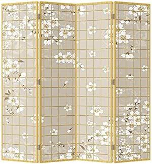 Fine Asianliving-Divisor de habitación-Tabiques-Mampara de ducha-Puertas corredizas-separadores de espacios-Separador de ambientes madera-Paneles separadores-Tabique decorativo para habitaciones -305: Amazon.es: Hogar