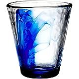 Bormioli Rocco Murano Water Glasses, Blue, Set of 12