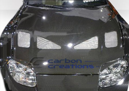 Carbon Creations 102525 1993-1998 Toyota Supra Td3000 Wide Body Hood