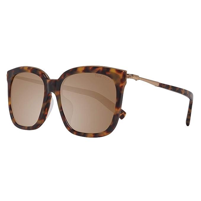 Tom Ford Sonnenbrille FT0483-D 56 55G, Gafas de Sol Unisex ...