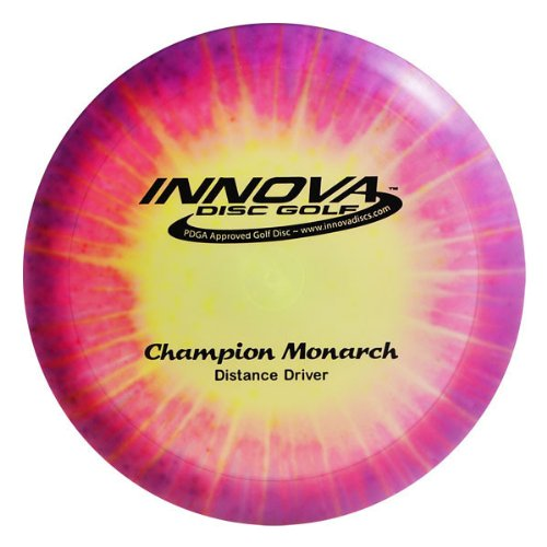 Innova Disc Golf I-Dye Champion Monarch Golf Disc, 170-172gm (Colors may vary)