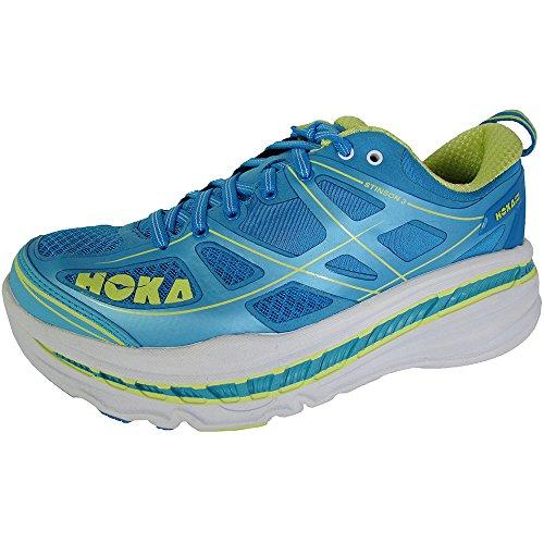 Scarpe Da Corsa Hoka Stinson 3 Donna - Ss16-5 - Blu