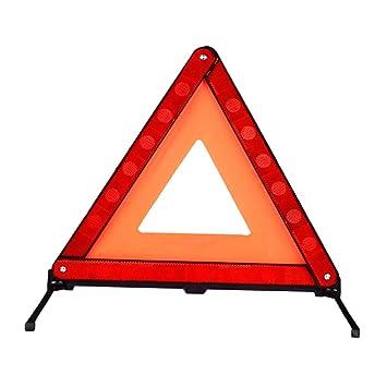 D DOLITY Señal de Advertencia Emergencia Avería Triángulo ...