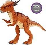 "Jurassic World Battle Damage Stygimoloch ""Stiggy"" Figure"