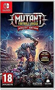 Mutant Football League Dynasty Edition Nintendo Switch by Nighthawk Interactive