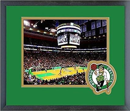 Amazon.com : TD Garden Boston Celtics NBA Stadium Photo (Size: 13\