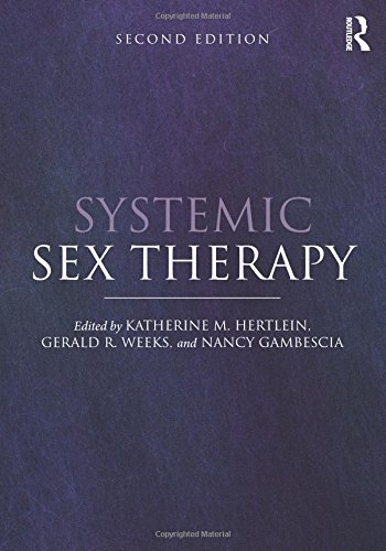 Buy systemic sex therapy 2nd edition