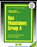 Bus Maintainer, Group A, Jack Rudman, 0837301009
