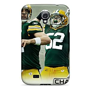 Forever Collectibles Green Bay Packers Hard Snap-on Galaxy S4 Case