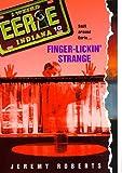 Finger-Lickin' Strange, Jeremy Roberts, 0380797860