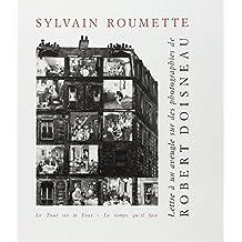 Lettre a un aveugle sur des photographies de Robert Doisneau (French Edition) by Roumette, Sylvain (1990) Hardcover