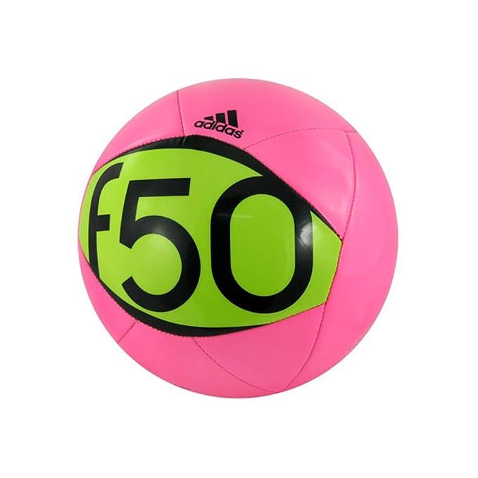adidas F50 x-ITE II - Balón de fútbol (Rosa), Rosado: Amazon.es ...