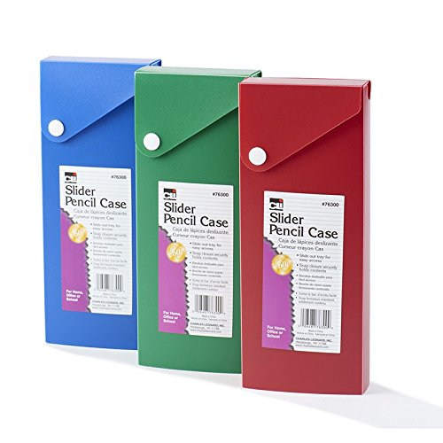 ER PENCIL BOX 24/PDQ (Slider Pencil Case)