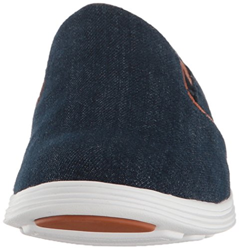 discount for nice Cole Haan Women's Ella Grand 2gore Slip-on Loafer Dark Denim/Optic White 100% authentic uGpgGHu