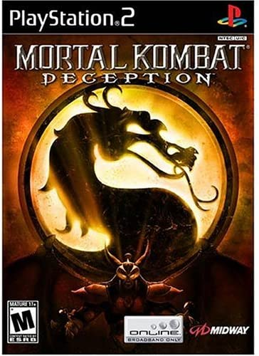 Mortal Kombat Deception - PlayStation 2: Artist     - Amazon com