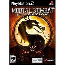 Mortal Kombat Deception - PlayStation 2