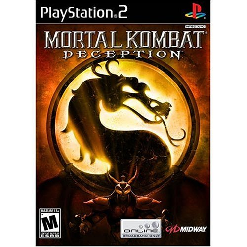 (Mortal Kombat Deception - PlayStation 2)