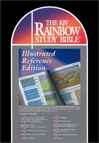 Rainbow Study Bible-KJV