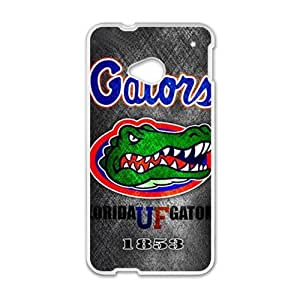 SANLSI Florida Gators Cell Phone Case for HTC One M7