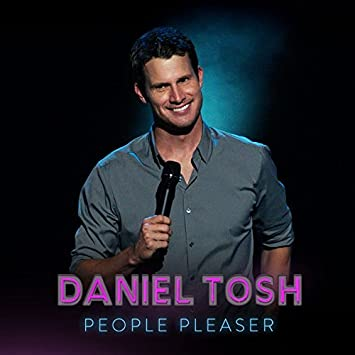 Daniel Tosh Wedding Ring.People Pleaser