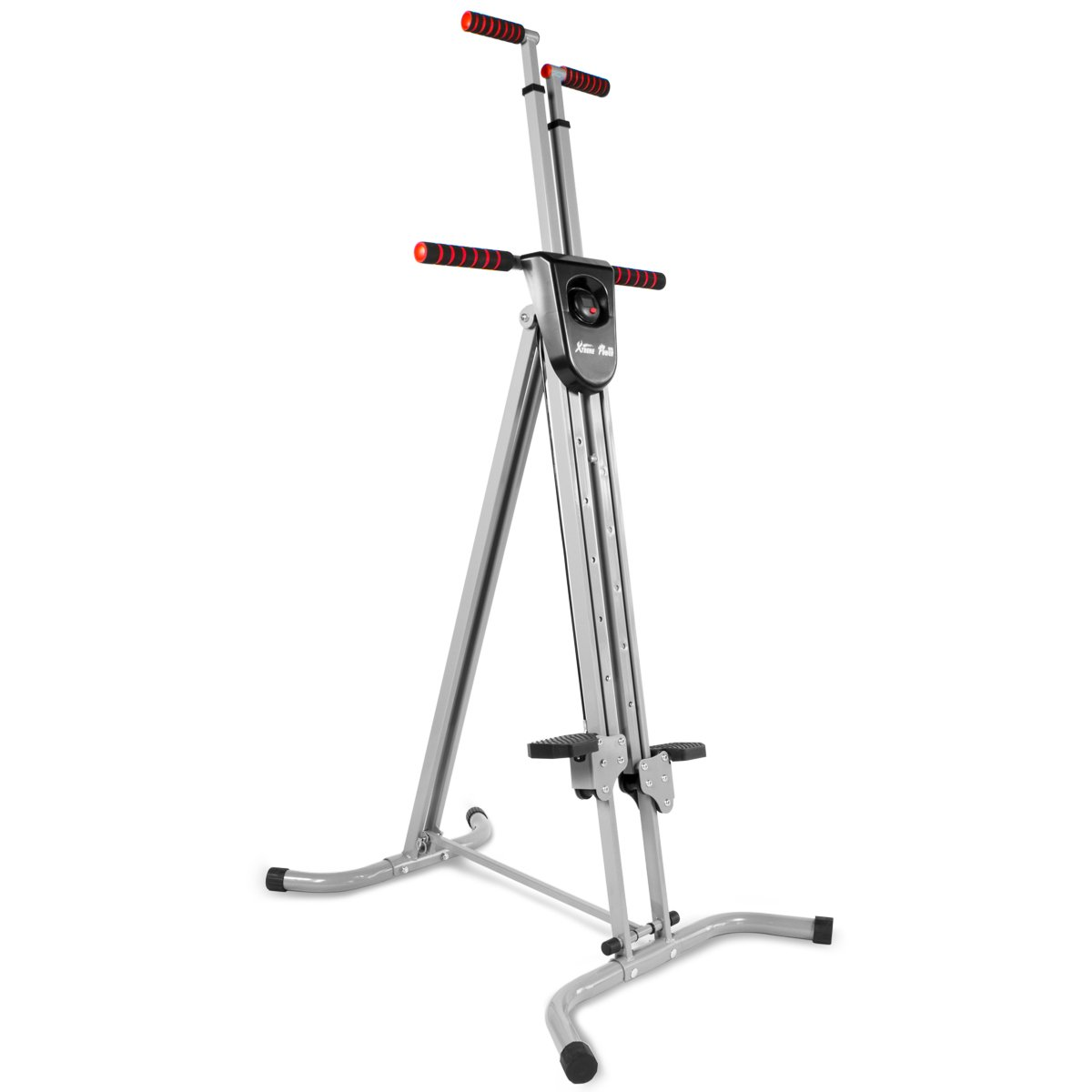 XtremepowerUS Vertical Climber Fitness Cardio Exercise Machine by XtremepowerUS