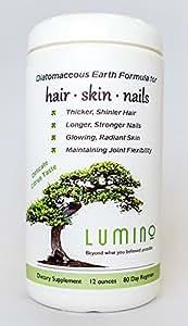80-Day Supply Enhanced Silica for Hair, Skin, Nails