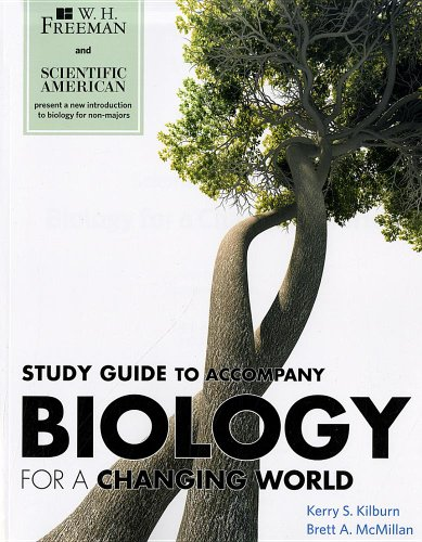 Scientific American Biology for a Changing Word